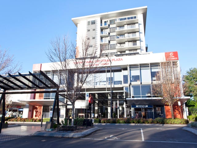 Unit 611/532 - 544 Ruthven Street, Toowoomba City, Qld 4350