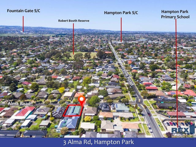 3 Alma Road, Hampton Park, Vic 3976