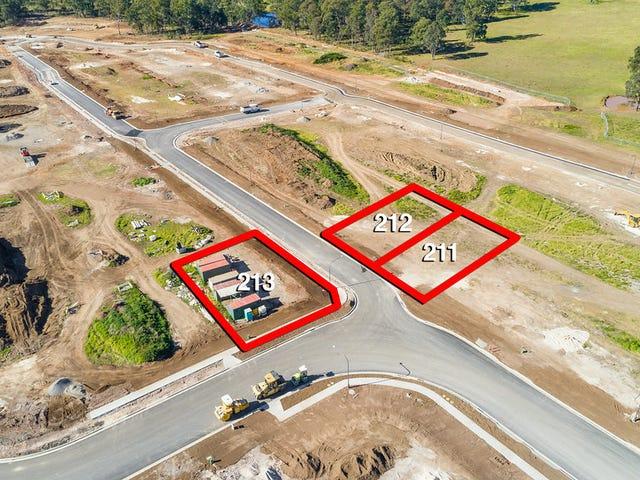 Lots 211, 212, 213 The Cascades Estate, Silverdale, NSW 2752