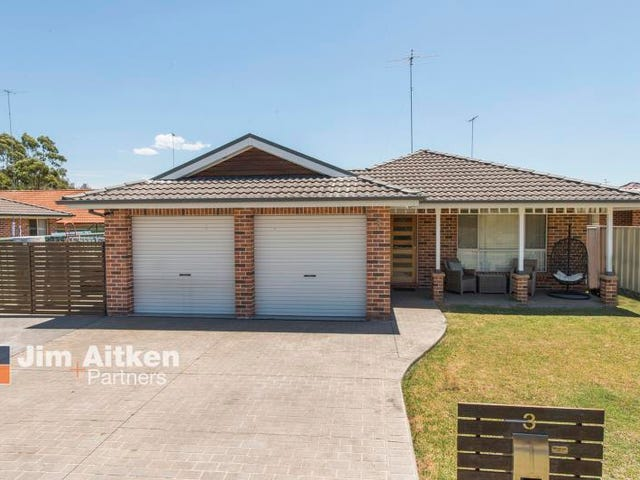 3 Woburn Place, Glenmore Park, NSW 2745