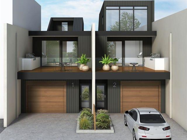 Unit 1 & 2/12 Warwick Street, Hobart, Tas 7000