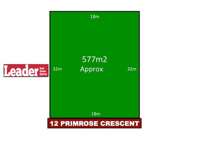 12 Primrose Crescent, Mickleham, Vic 3064