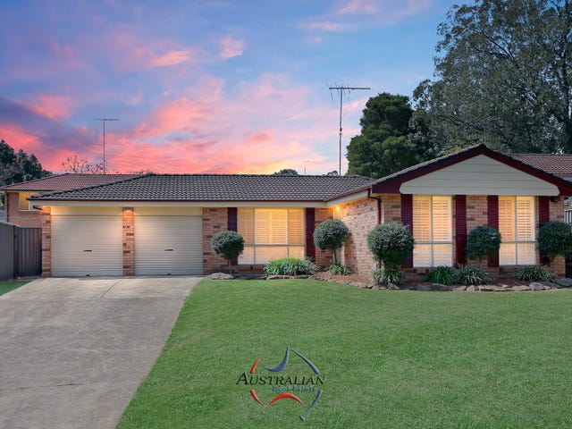 26 Pendley Crescent, Quakers Hill, NSW 2763