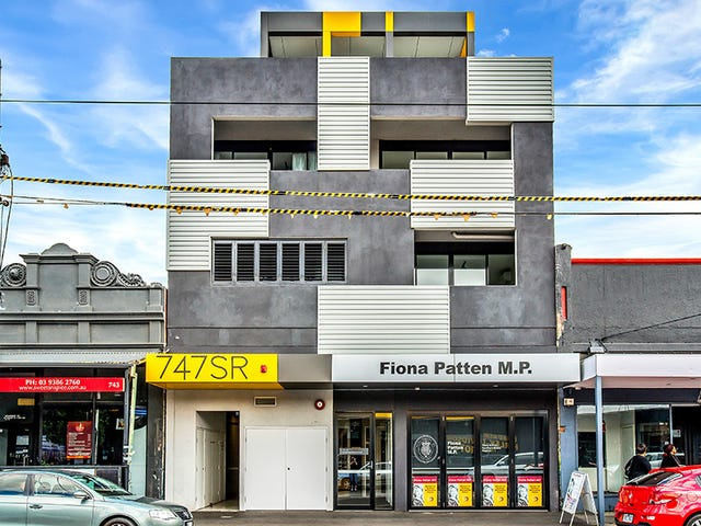 102/747 Sydney Road, Brunswick, Vic 3056