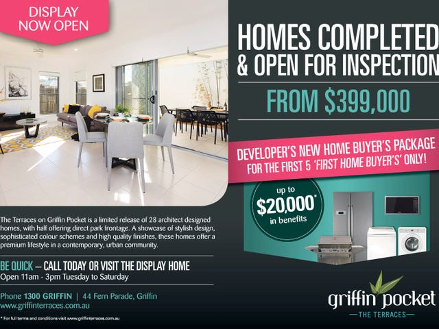 Griffin, Qld 4503