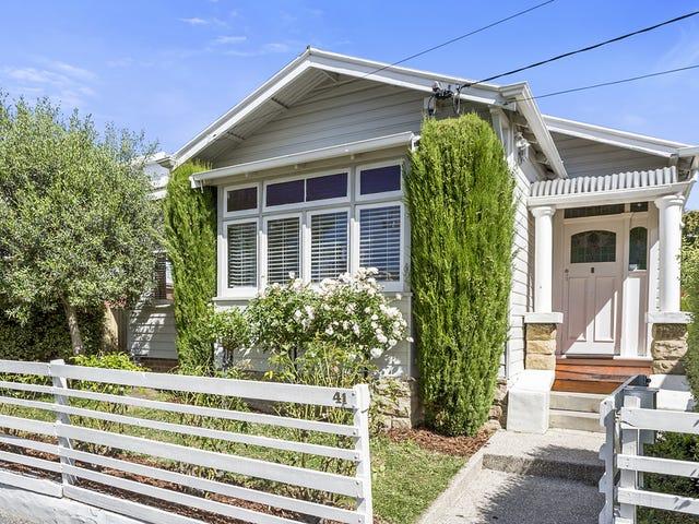 41 Lord Street, Sandy Bay, Tas 7005