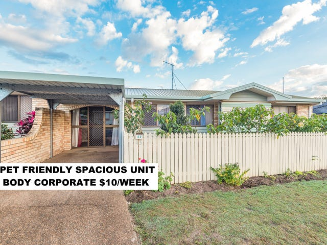 43 Moncrieff Street, Walkervale, Qld 4670