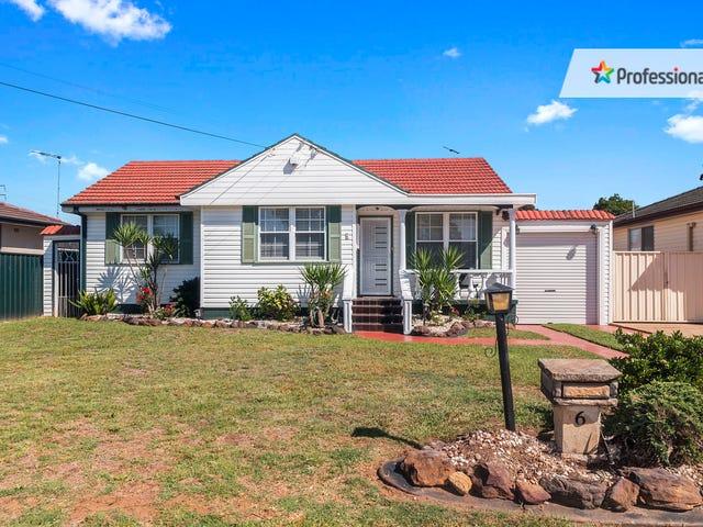 6 Sadleir Avenue, Sadleir, NSW 2168