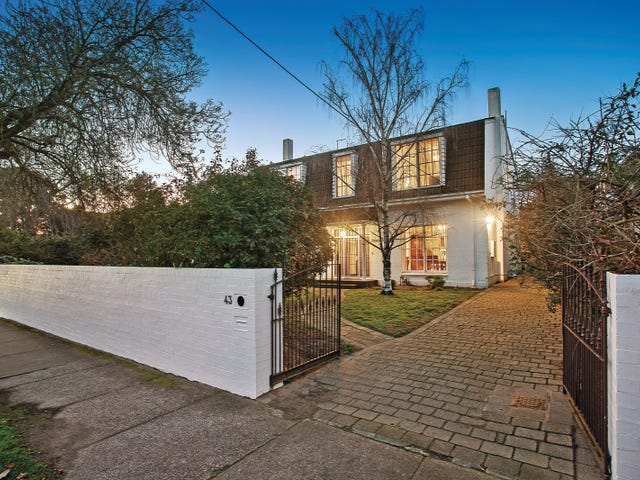 43 Rowland Street, Kew, Vic 3101