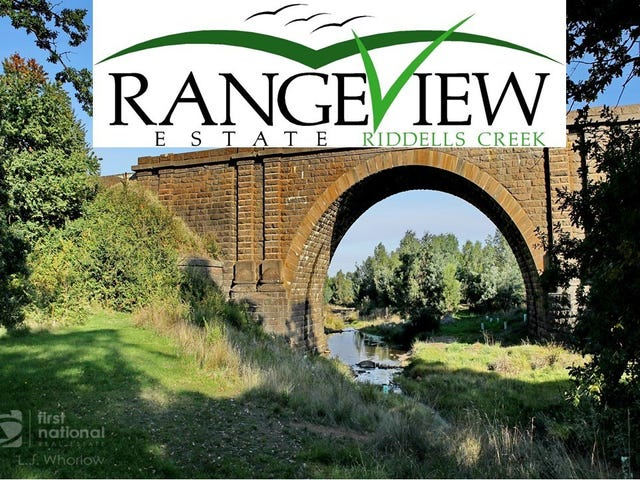 Rangeview Estate, Riddells Creek, Vic 3431