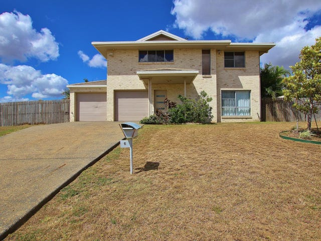 6 Rahima Court, Gracemere, Qld 4702