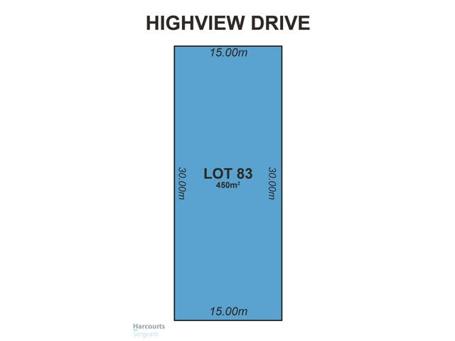 Lot 83, Highview Drive, Hillbank, SA 5112