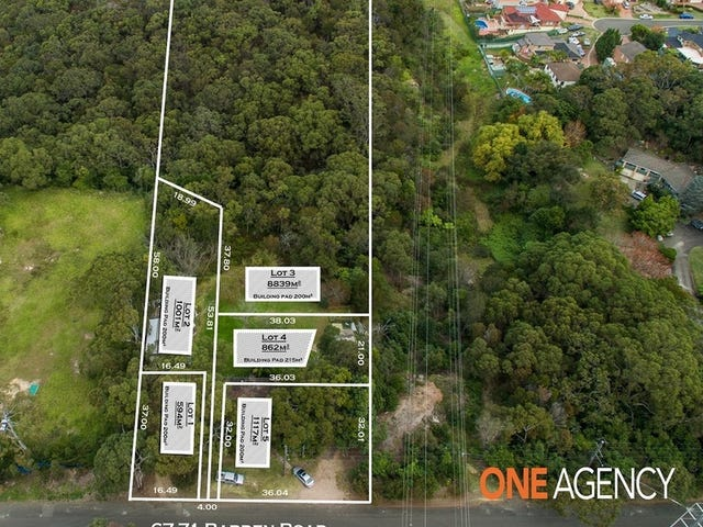 67-71 Barden Road, Barden Ridge, NSW 2234