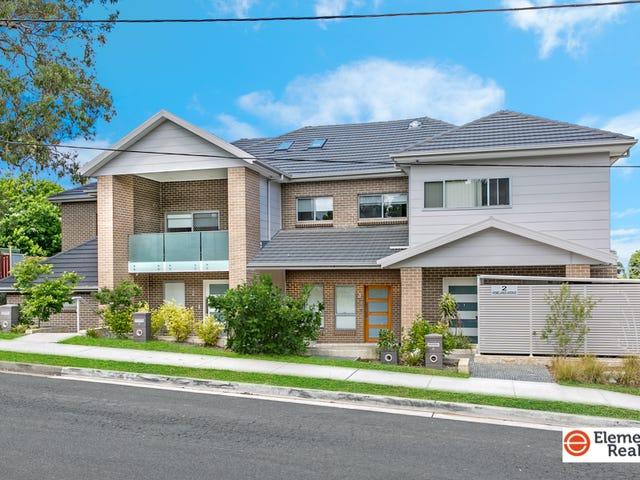 3/2 Homelands Avenue, Carlingford, NSW 2118