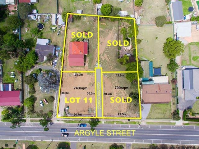 Lot 11 458 Argyle Street, Picton, NSW 2571