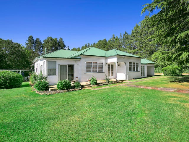 'Hillcrest' 114 Black Mountain Road, Black Mountain, NSW 2365