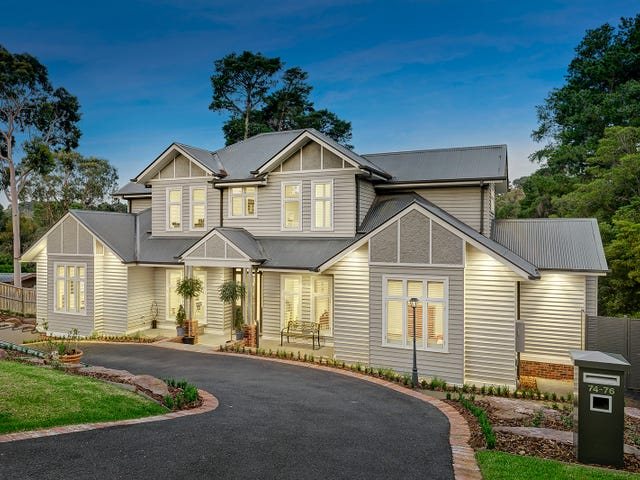74-76 Frogmore Crescent, Park Orchards, Vic 3114
