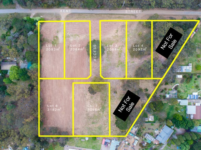 Lots 1 - 8 Kent Road, Yerrinbool, NSW 2575