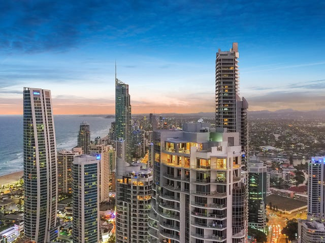 2481/23 Ferny Avenue, Surfers Paradise, Qld 4217