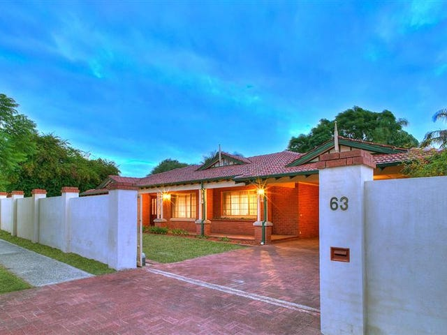 63 Clifton Crescent, Mount Lawley, WA 6050