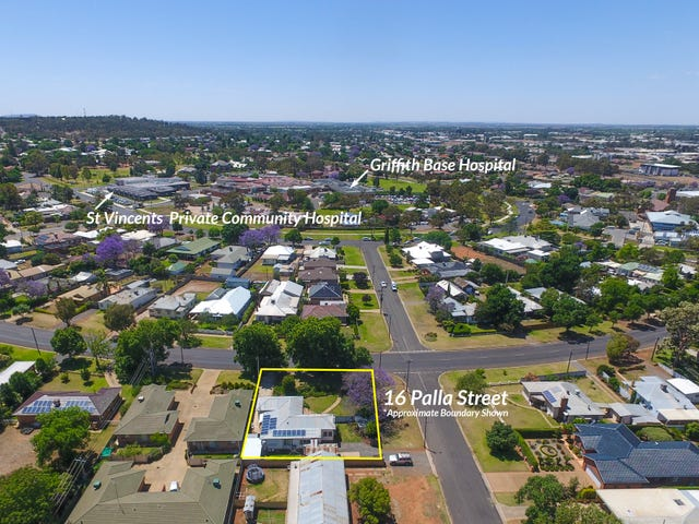 16 Palla Street, Griffith, NSW 2680