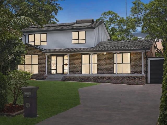 6 Lisle Court, West Pennant Hills, NSW 2125