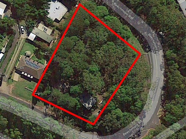 626 Beechmont Road, Lower Beechmont, Qld 4211