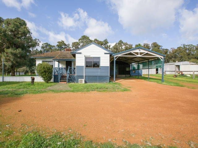 Lot 31 Railway Parade, Allanson, WA 6225