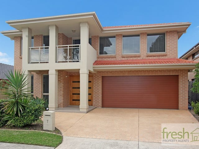 7 Sharpave Ave, The Ponds, NSW 2769