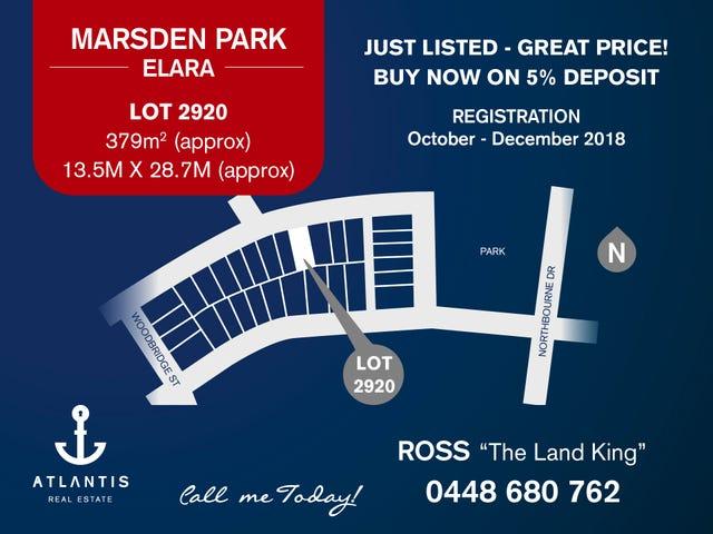 2920 Proposed Road, Marsden Park, NSW 2765