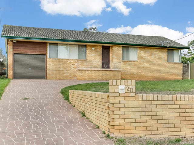 20 Godfrey Avenue, West Hoxton, NSW 2171