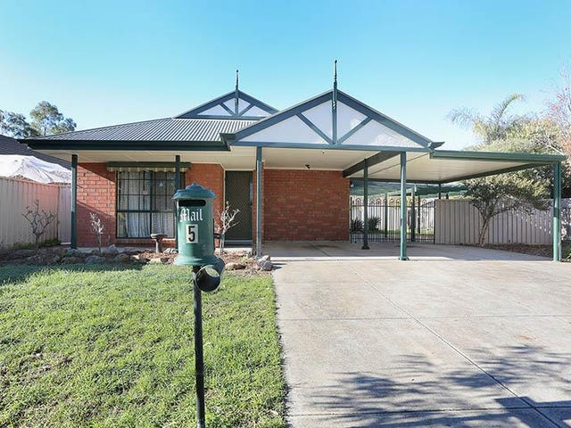 5 McDermott Pl, Parafield Gardens, SA 5107