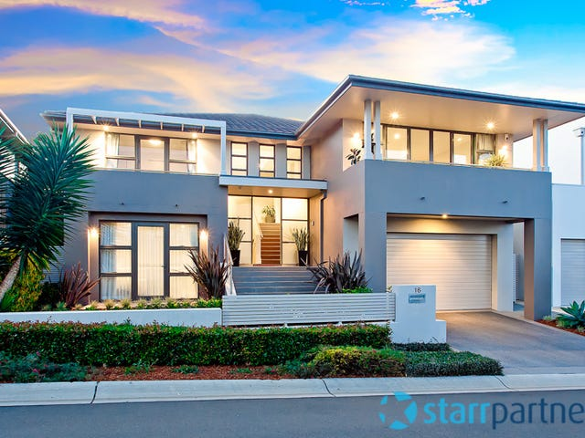 16 MacArthur Ridge Way, Bella Vista, NSW 2153