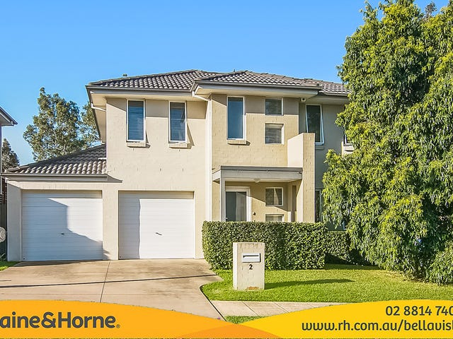 2 Rushden Way, Stanhope Gardens, NSW 2768