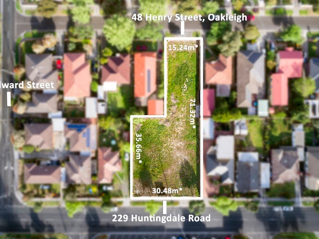229 Huntingdale Rd & 48 Henry St, Oakleigh, Vic 3166