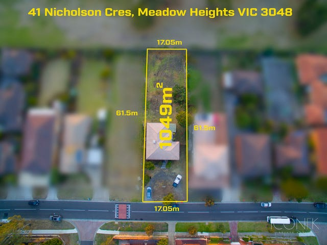 41 Nicholson Crescent, Meadow Heights, Vic 3048