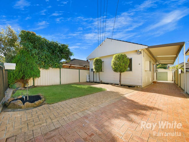 9 Bennalong Street, Granville, NSW 2142