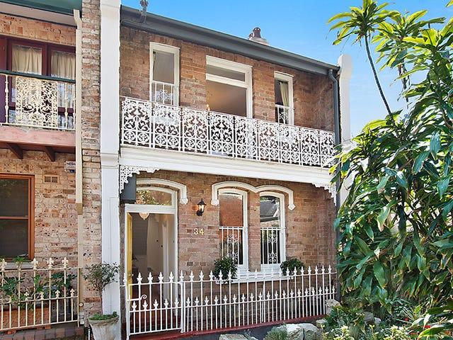 34 Prospect Street, Paddington, NSW 2021