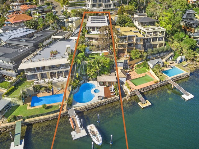 33 Shellbank Avenue, Mosman, NSW 2088