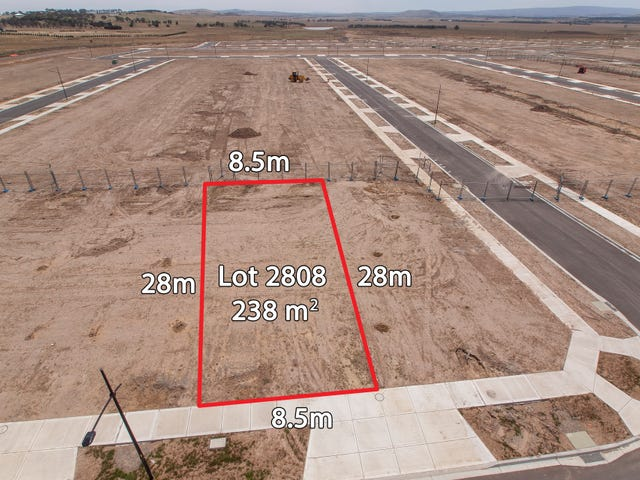 Lot 2808, Docker Circuit, Mickleham, Vic 3064