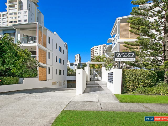 29/6 Fifth Avenue, Burleigh Heads, Qld 4220