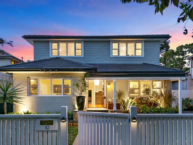 12 Kimo Street, North Balgowlah, NSW 2093