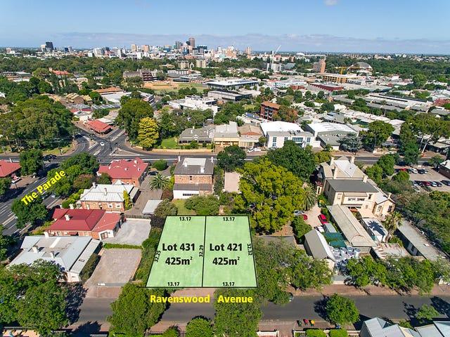 Lots 431 & 421 Ravenswood Avenue, Norwood, SA 5067