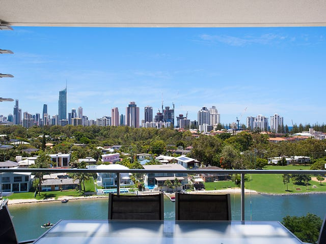 2804 'Freshwater Point' 33 T.E.Peters Drive, Broadbeach Waters, Qld 4218