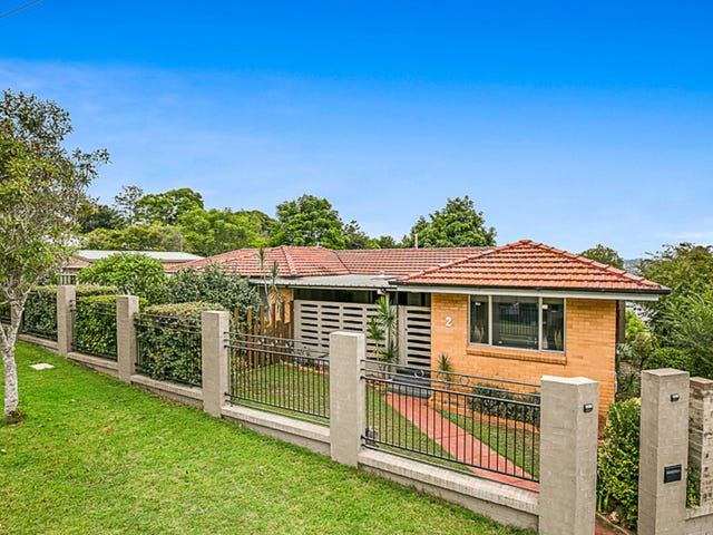 2 Mary Street, Mount Lofty, Qld 4350