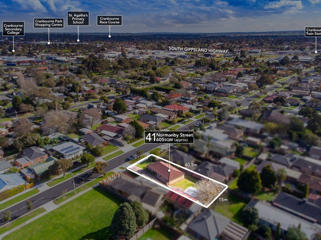 41 Normanby Street, Cranbourne, Vic 3977