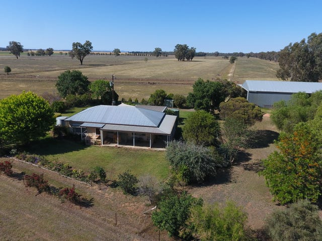 """348 """"Rodwell"""" New Grenfell Road, Forbes, NSW 2871"""
