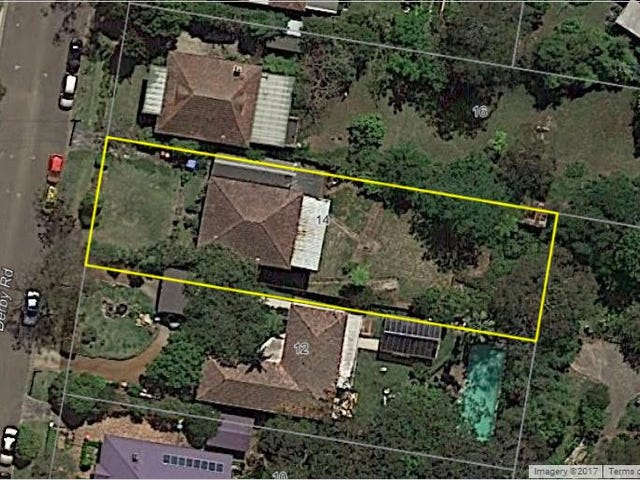 14 Derby Road, Hornsby, NSW 2077