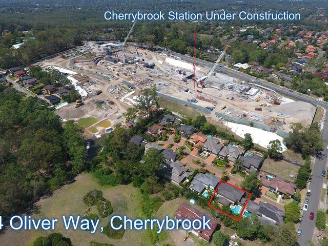 4 Oliver Way, Cherrybrook, NSW 2126