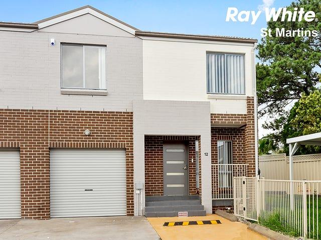 12/80-84 Kildare Road, Blacktown, NSW 2148